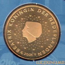 Pays Bas 2005 50 Centimes d'euro FDC BU Pièce neuve du coffret BU 50000 Exemplai