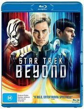 Star Trek Beyond (Blu-ray) Action, Adventure, Sci-Fi, Chris Pine, Zachary Quinto
