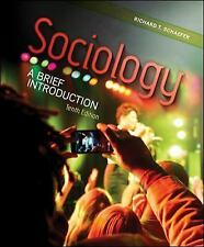 NEW 3 Days to US Sociology A Brief Introduction 10E Schaefer 10th Latest Edition