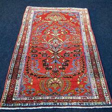 Antiker Orient Teppich 175 x 102 cm Alter Perserteppich Antique Old Carpet Rug