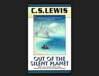 OUT OF THE SILENT PLANET by C.S. Lewis a paperback book FREE USA SHIPPING