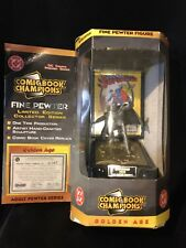 DC Comics Fine Pewter Limited Edition Collector Series-Superman