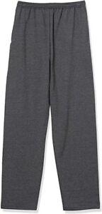 Hanes EcoSmart Fleece Sweatpant with Pocket CHARCOAL HEATHER 2X LARGE