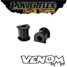Powerflex Black Rear Roll Bar Mount 15.5mm BMW 6 Series E24 -89 PFR5-308-15.5BLK
