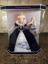 1999 MILLENNIUM EDITION 2000 Barbie Doll NRFB SPECIAL Edition BRUNETT HAIR 24154