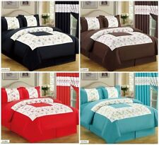 Polyester Embroidered Bedding Sets & Duvet Covers