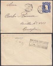 Chile  1905 - Postal stationary to Concepcion... ...........(6G-20580) MV-2342