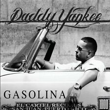 Daddy Yankee Gasolina/King daddy (& videos, 2005, plus 'Like you') [Maxi-CD]