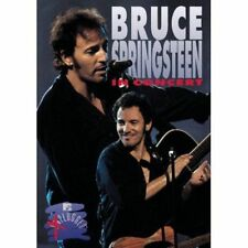 BRUCE SPRINGSTEEN IN CONCERT PLUGGED DVD REGION 4 PAL NEW