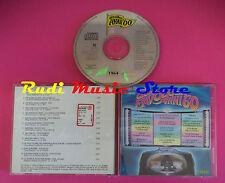 CD Quei Favolosi Anni 60 1964-3 compilation Bongusto Fidenco no mc dvd vhs(C34)