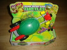 TMNT Teenage Mutant Ninja Turtles Half-Shell Heroes Stealth Bike w/ Racer Raph