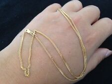 18ct Yellow Gold Necklace / Chain - 3.47 grams 45cm