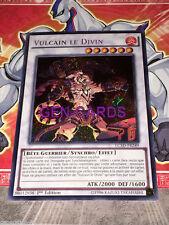 Carte Yu Gi Oh VULCAN LE DIVIN LC5D-FR249