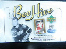2003-04 UPPER DECK BEEHIVE HOCKEY HOBBY SEALED BOX