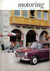Motoring 2/67 Nuffield Mag Mini Automatic MG Magnette ZB Wolseley 15/50 +