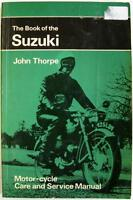 Book of the SUZUKI 50 to 80cc Original Motorcycle Handbook 1973 #G3-G.4241:19