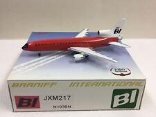 Jet-X 1:400 Braniff Internation Tristar L-1011 Red Jellybean JXM217 N103BN