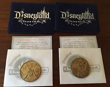 Walt Disney Disneyland Character of the Month Coin Celebrating Ariel Minnie Lot