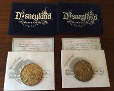 Walt Disney Disneyland Character of the Month Coin Celebrating Ariel Minnie Lot