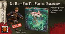 """ZOMBICIDE GREEN HORDE: NO REST FOR THE WICKED EXP ONLY+ KS EXCLUSIVE MINI """"LIAM"""""""