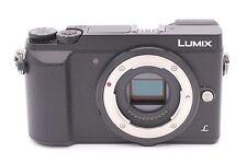 Panasonic LUMIX GX85K GX85 16.0MP Digital Camera - Black (Body Only)