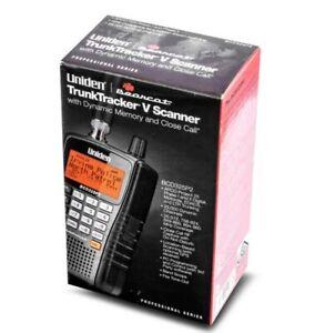 Uniden BCD325P2 Compact Handheld TrunkTracker V Scanner Brand New