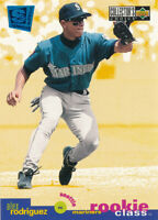 Alex Rodriguez 1995 Upper Deck Collector's #1 Seattle Mariners card