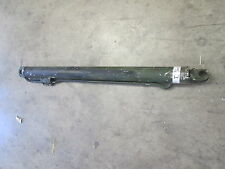 "Used Hydraulic Cylinder w/ Piston, 2-Way, 37"" extends 28"", Military Surplus Nice"