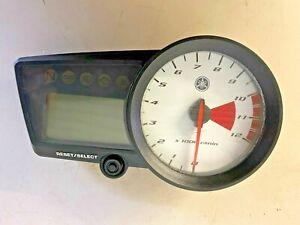 Yamaha YZF R125 2008 Clocks Speedo Speedometer