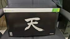 Street Fighter 25th Anniversary Collector's Set (Microsoft Xbox 360)UNOPENED