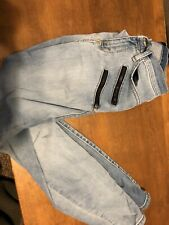 Rock And Republic Grey Jeans Womens Size 8