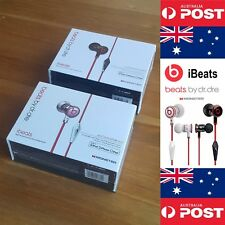 Beats by Dre iBEATS Headphones Earphones Brand new Sealed Packaging - Local
