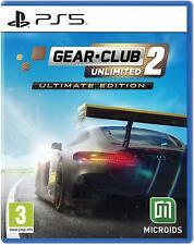 Gear Club Unlimited 2-Ultimate Edition (ps5) Vorbestellung freigegeben 30/11/21