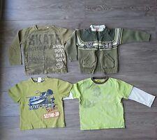 Lot 4 hauts garçon 4 ans MAYORAL/TIMBERLAND/BABYBOY