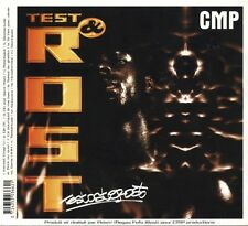 TEST & ROST testosterost (digipak CD)