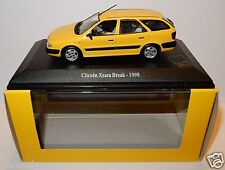 RARE UNIVERSAL HOBBIES UH CITROEN XSARA BREAK 1998 POSTES POSTE PTT 1/43 BOX