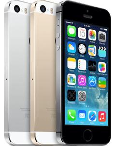 Apple iPhone 5S Unlocked Smartphone - 16/32/64GB - All Colours - Grade C