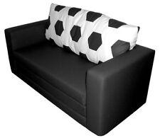 Sofas und Sessel für Kinder mit Fußball Motiv
