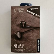 """""""Wireless Earbuds"""" Bluetooth Penguin by Munsingwear. Remote with Mic. Hands Free"""