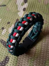 The Light Infantry 550 Paracord Bracelet