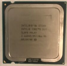 Intel Core 2 Duo CPU Wolfdale E7300 2.66GHz/3M/1066 LGA775 SLAPB