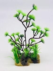 Artificial Fake Plant Grass 2Pcs/Set For Aquarium Fish Tank Ornament Decor