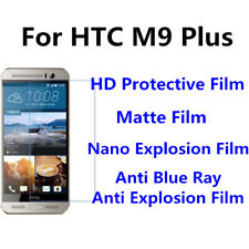 3pcs For HTC M9 Plus High Clear/Matte/Anti Blue Ray Screen Protector