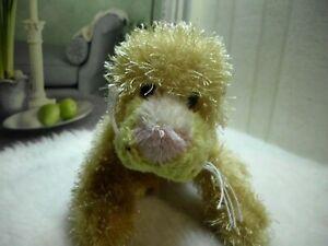 "GANZ Webkinz -Lioness HS193 6"" Stuffed Plush Toy - No Code LIL KINZ"