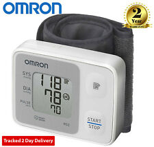OMRON RS2 digital poignet tensiomètre HEM-6121 IntelliSense 30 memory