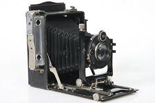 9x12 Folding Plate Camera w/ Rodenstock Eurynar 135mm lens doppel anastigmat