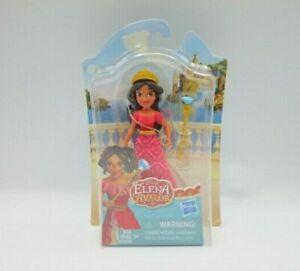 "Elena Of Avalor Elena 3.5"" Mini Figure Disney Princess Disney Channel Brand New"