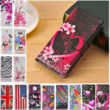 Fashion Leather Design Wallet Book Kickstand Cards Case Cover for Apple iPhone