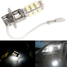 12V Pure White H3 3528 SMD 28 LED Fog Headlight Car Signal Light Bulb Lamp