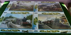 Age of Steam 1000 Puzzles Holdson Flying Scotsman Station Great Western Train